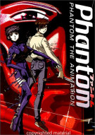 Phantom: Phantom The Animation Movie