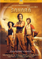 Sahara (Fullscreen) Movie