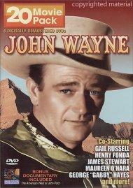 John Wayne: 20 Movie Pack Movie