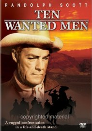 Ten Wanted Men Movie