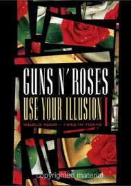 Guns N Roses:  Use Your Illusion I (1992 Live Tokyo) Movie