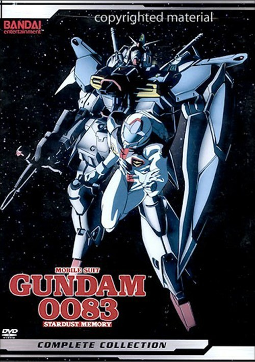 Mobile Suit Gundam 0083 Box Set Movie