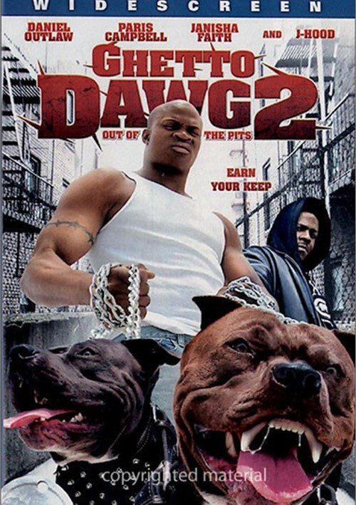 Ghetto Dawg 2: Out Of The Pits Movie