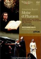 Gioachino Rossini: Moise Et Pharaon Movie