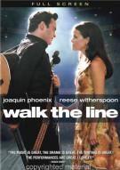 Walk The Line (Fullscreen) Movie