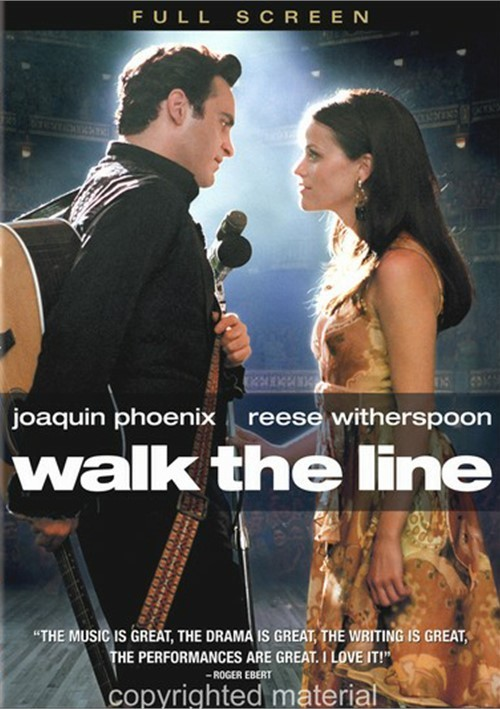 Walk The Line (Fullscreen) Movie