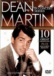 In Concert Series: Dean Martin Movie