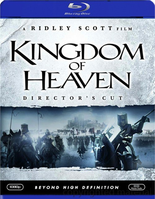 Kingdom Of Heaven: Directors Cut Blu-ray