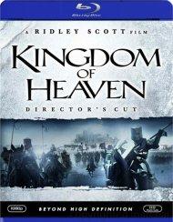 Kingdom Of Heaven: Directors Cut Blu-ray