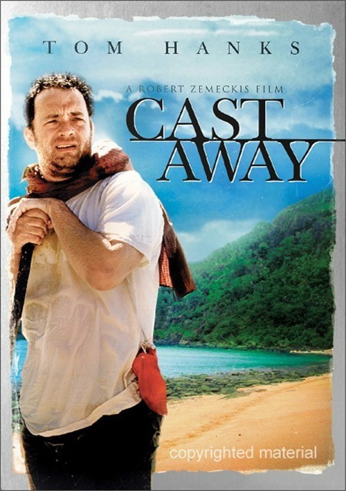 Cast Away: Special Edition (Steelbook) Movie
