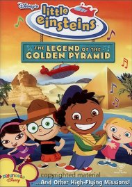 Little Einsteins: The Legend Of The Golden Pyramid Movie