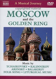 Musical Journey, A: Moscow And The Golden Ring Movie
