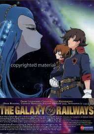 Galaxy Railways, The: Box Set Movie