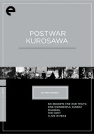 Postwar Kurosawa: Eclipse From The Criterion Collection Movie