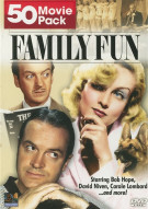 Family Fun: 50 Movie Pack Movie