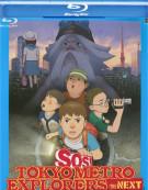 SOS! Tokyo Metro Explorers: The Next Blu-ray