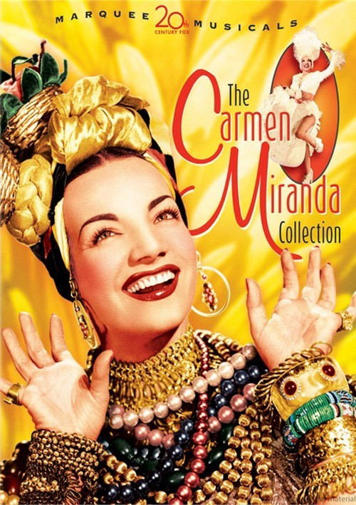 Carmen Miranda Collection Movie