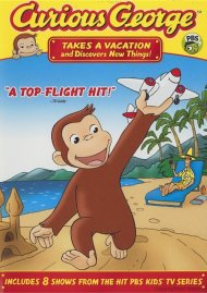 Curious George: Takes A Vacation And Discovers New Things Movie