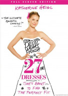 27 Dresses (Fullscreen) Movie