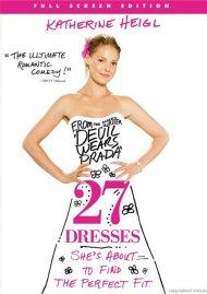 27 Dresses (Fullscreen) Movie