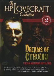 H.P. Lovecraft Collection, The: Dreams Of Cthulhu Movie