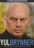 Yul Brynner: 3 Classic Signature Movies Movie