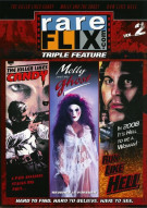 Rareflix: Volume 2 (Triple Feature) Movie