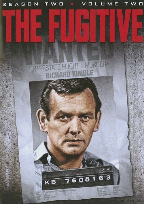 Fugitive, The: Season Two - Volume Two Movie