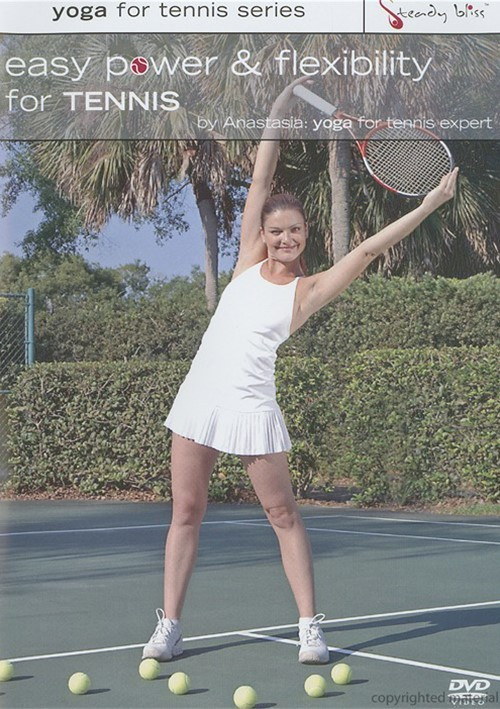 Easy Power & Flexibility For Tennis With Anastasia Movie