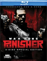 Punisher: War Zone Blu-ray
