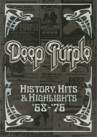 Deep Purple: History, Hits & Highlights 68 - 76 Movie