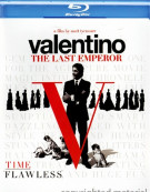 Valentino: The Last Emperor Blu-ray