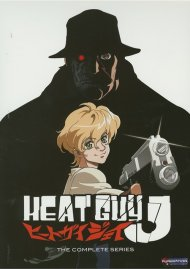 Heat Guy J:  Complete Series Movie