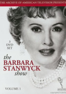 Barbara Stanwyck Show, The: Volume 1 Movie