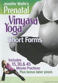 Jennifer Wolfe: Prenatal Vinyasa Yoga - Short Forms Movie