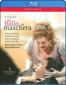 Giuseppe Verdi: Un Ballo In Maschera Blu-ray