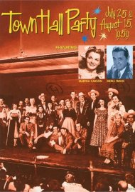 Town Hall Party: July 25 & August 15, 1959 Movie
