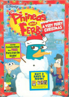 Phineas And Ferb: A Very Perry Christmas Movie