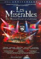 Les Miserables: 25th Anniversary Movie
