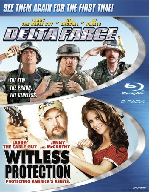 Delta Farce / Witless Protection (Double Feature) Blu-ray