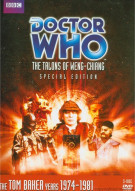 Doctor Who: The Talons Of Weng Chiang - Special Edition Movie