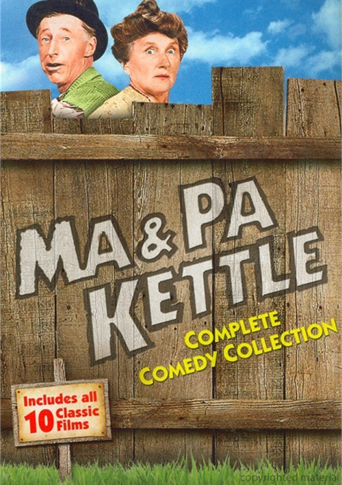 Ma And Pa Kettle: Complete Comedy Collection Movie