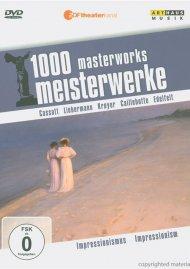 1000 Masterworks: Impressionism Movie