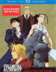 Fullmetal Alchemist: Brotherhood - OVA Collection (Blu-ray + DVD Combo) Blu-ray
