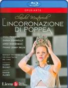Claudio Monteverdi: LIncoronazione Di Poppea Blu-ray