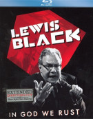 Lewis Black: In God We Rust Blu-ray
