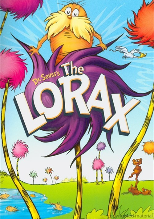 Lorax, The Movie