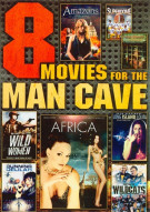8-Movie Pack: Movies For The Man Cave - Volume 4 Movie