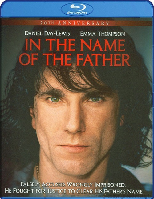 In The Name Of The Father Blu-ray