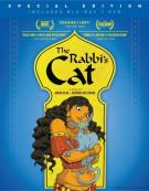 Rabbis Cat, The (Blu-ray + DVD Combo) Blu-ray